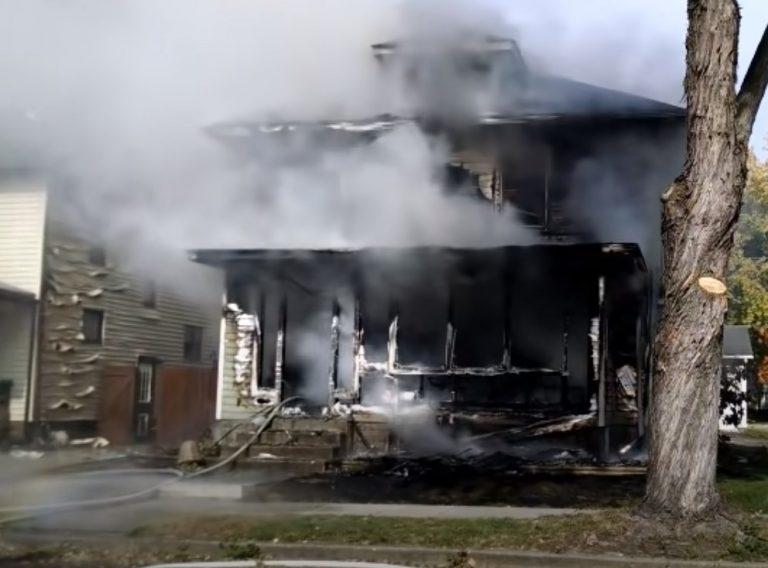 Smoke Damage in West Plains Missouri