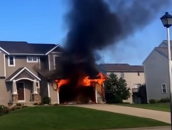 Fire Damage in Vandalia Missouri