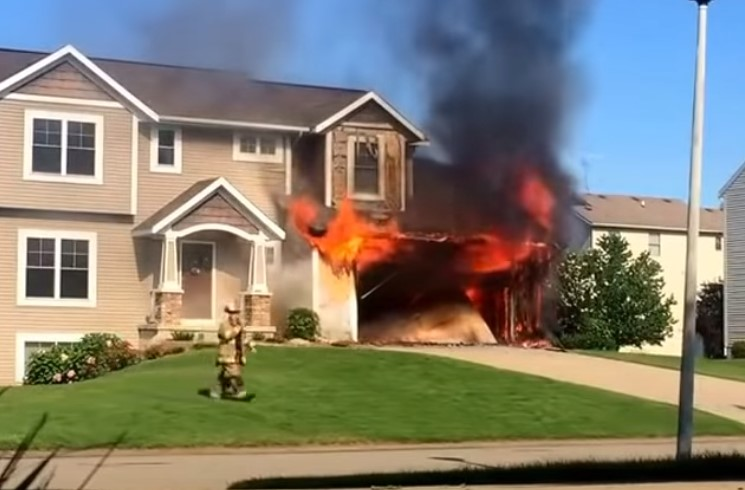 Fire Damage Repair in Lathrop Missouri