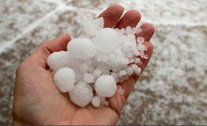 Purdy Hail Damaged Siding