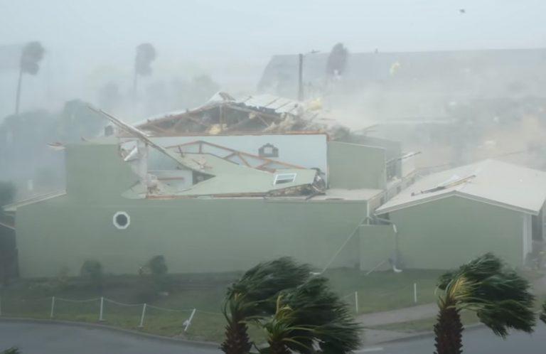 Storm Damaged Roof in Brookfield Missouri