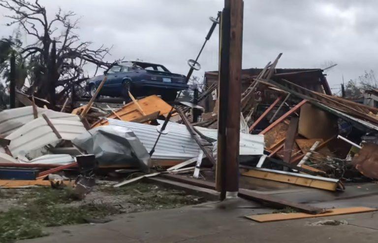 Wind Damage in Oran Missouri