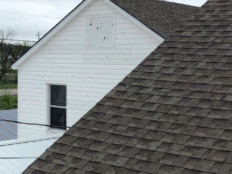 Hail Damage Repair in Fenton Missouri